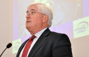 Minister for Enterprise, Trade and Innovation Batt O'Keeffe. Picture: Pascal Ungerer