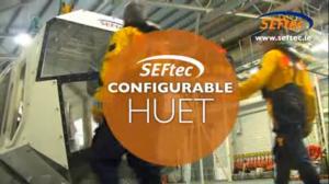 Helicopter Underwater Egress Safety Training HUET