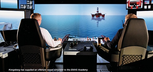 Simulation advances lead to better vessel manoeuvring
