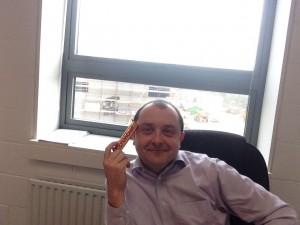 Head of NMCI Services Jim O'Byrne