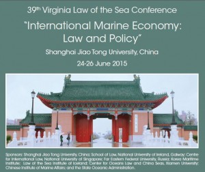 Law of the sea conference