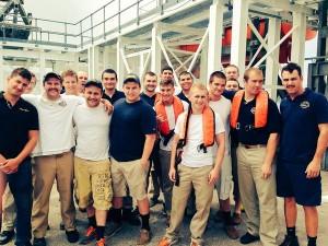 Maine Maritime Academy - Day 2