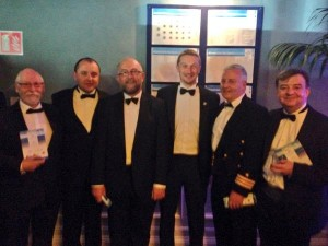 NMCI Gents at the Maritime Industry Awards