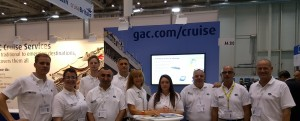 GAC team at SeaTrade Europe in Hamburg