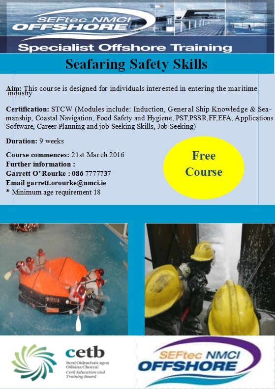Seafaring Safety SKills