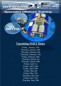 FOET dates