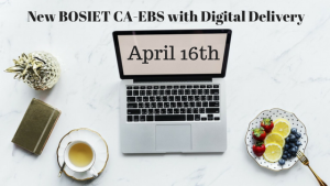 BOSIET with CA-EBS Digital Delivery