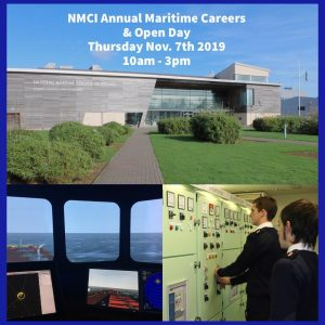 NMCI Annual Maritime Careers & Open Day 2019