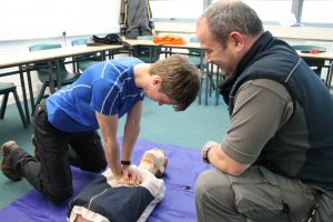 GWO First Aid Training