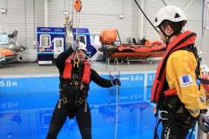 GWO Sea Survival and Transfer