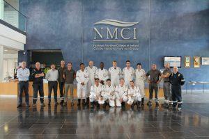 Teekay GAS training at the NMCI