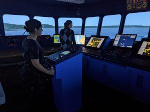 360 Bride Simulator at the NMCI