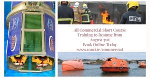 NMCI Short Courses Avaiable to Book from August 31st
